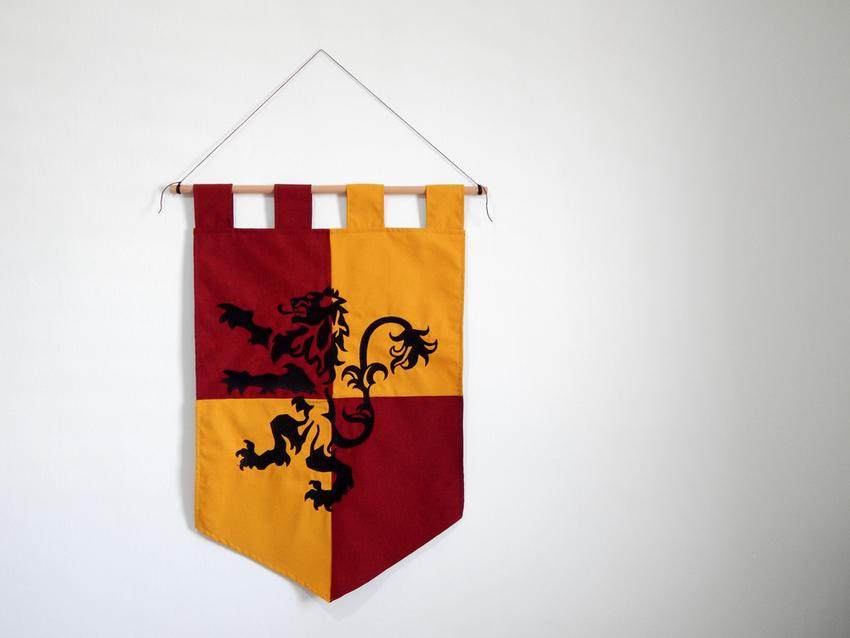 ... Show Img House Gryffindor Banner Harry Potter Hogwarts 003 ...