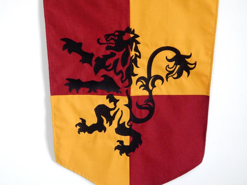 ... Show Img House Gryffindor Banner Harry Potter Hogwarts 004 ...