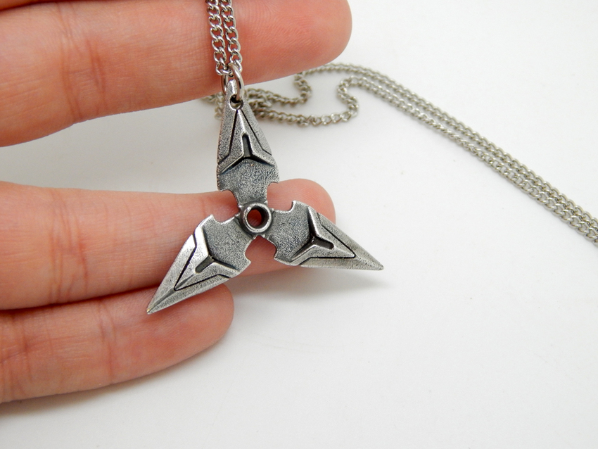 Show img overwatch genji necklace ow chain 004