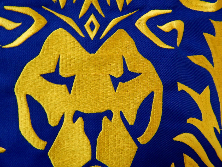Show img world of warcraft wow alliance banner horde geek home decor