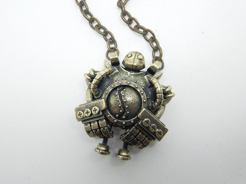 UniFox · Blitzcrank necklace - LoL